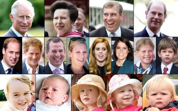 Queen Elizabeth II has four children, eight grandchildren ...