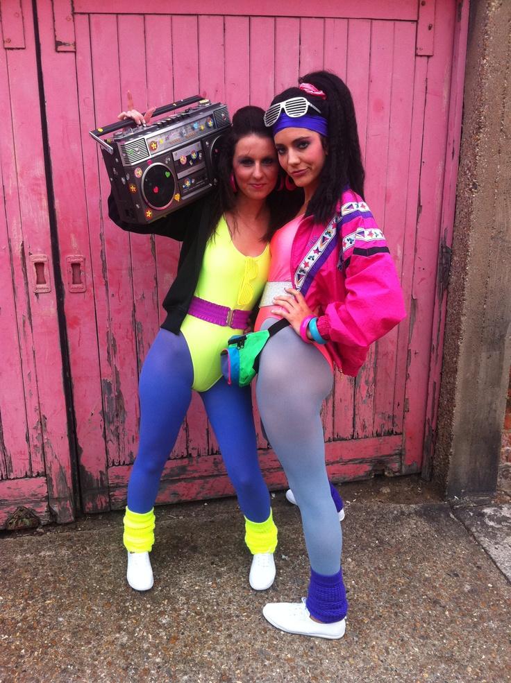 71 Bsta Bilderna Om 80s P Pinterest 80s Costume Neon