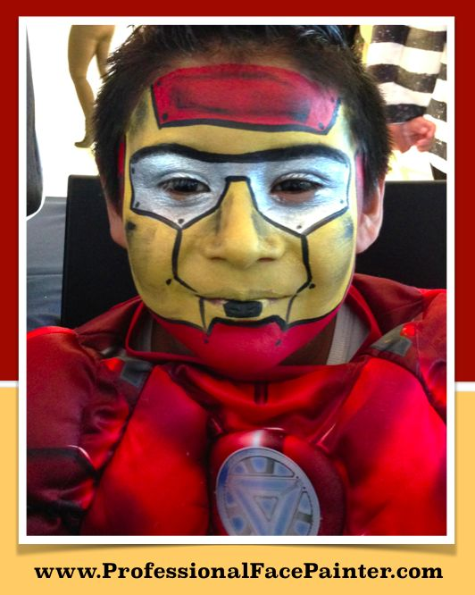 17 Best images about Super Hero Face Painting and Balloons ...
