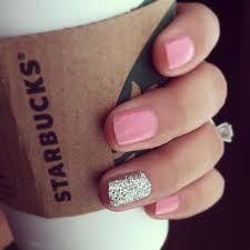 nail designs for short nails natural – Google Search