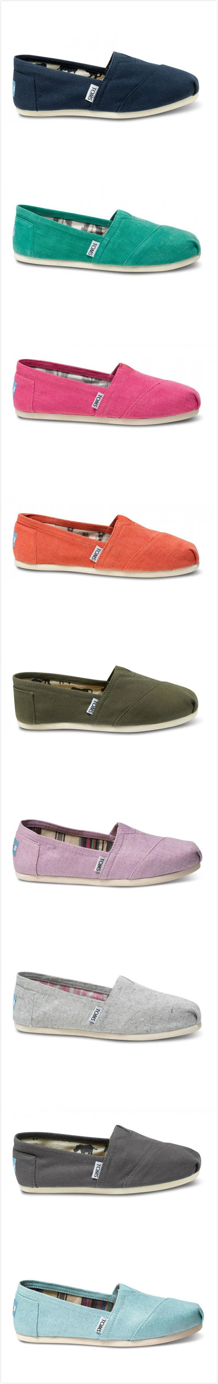 TOMS Shoes Outlet…$19.99!