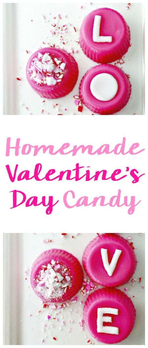 Check out Cute Homemade Valentine's Day Candy. It's so ...