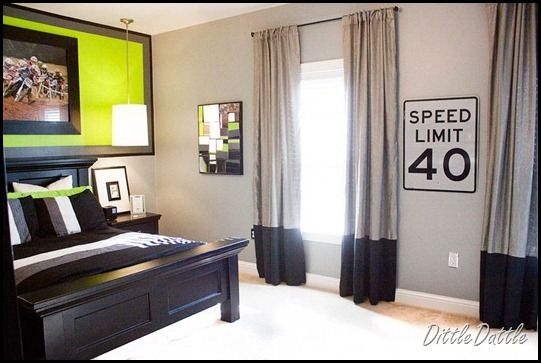 A Teenage Bachelor Pad Wanna Be Room Teen Room Ideas