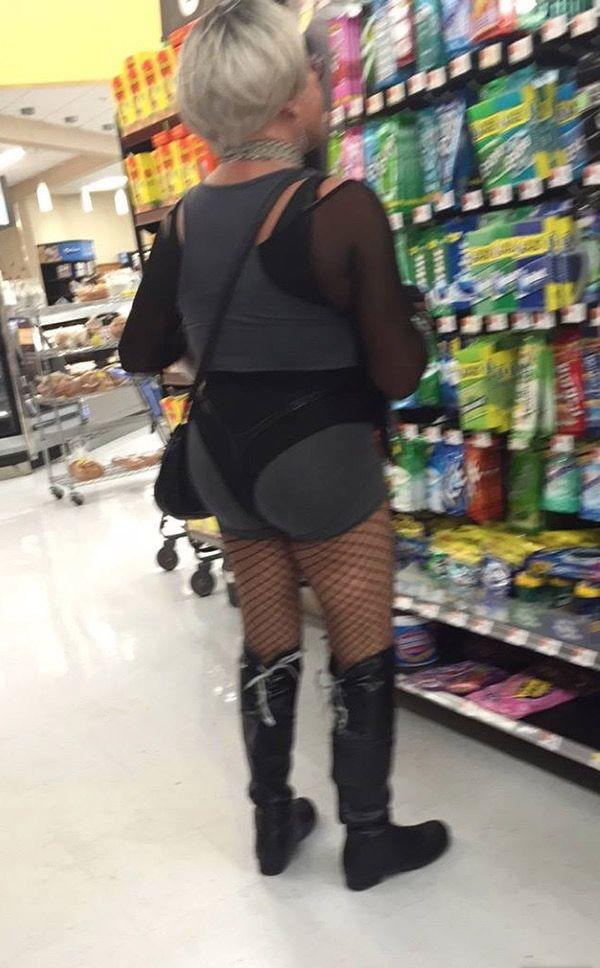 Grandma Candy At Walmart Funny Pictures At Walmart