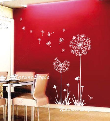 50 best images about dandelions i want dandelions on on wall stickers design id=30752