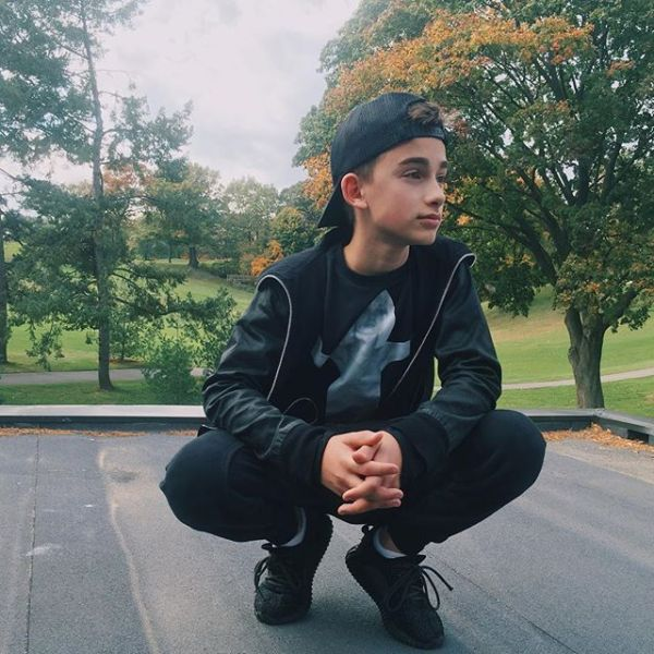 Thinking about new music | Johnny Orlando LOVE 2016 ...