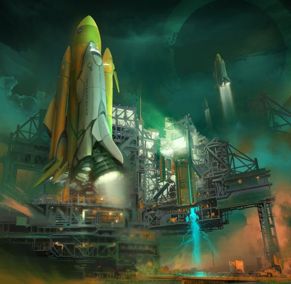 33 best images about Science Fiction on Pinterest ...