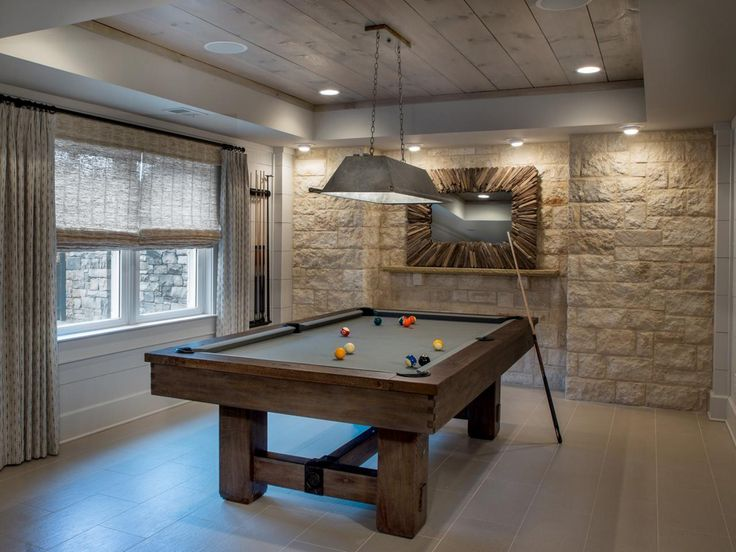 Check out this article and get 10 amazing game room ideas and more. 225 best Pool Tables, Billiard Rooms, Game Rooms, Man ...