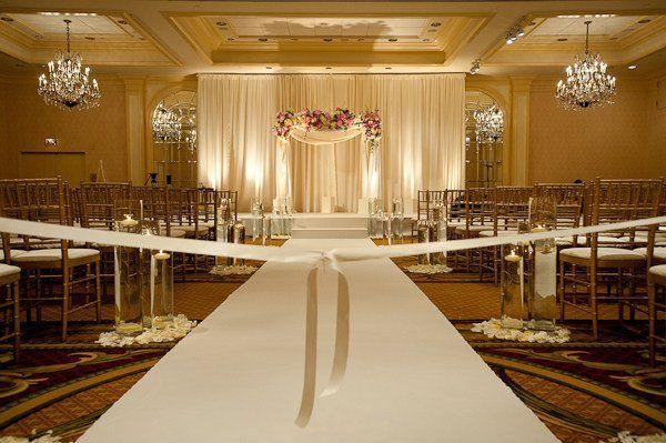 Indoor Wedding Ceremonies, Indoor