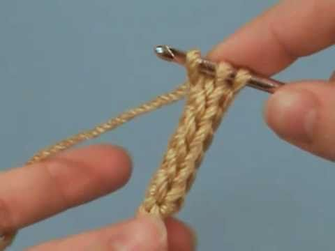 Crochet an i-cord tutorial