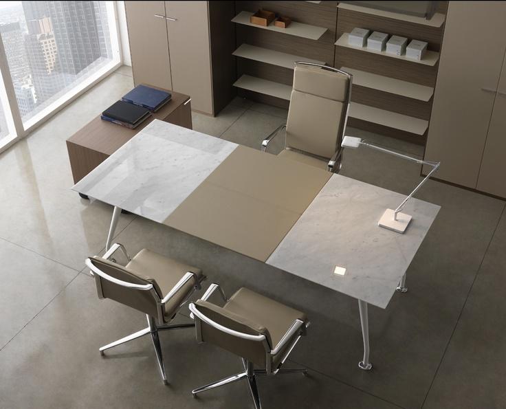 Marble Amp Porcelain Office Desks Dcagencies CEO Desk