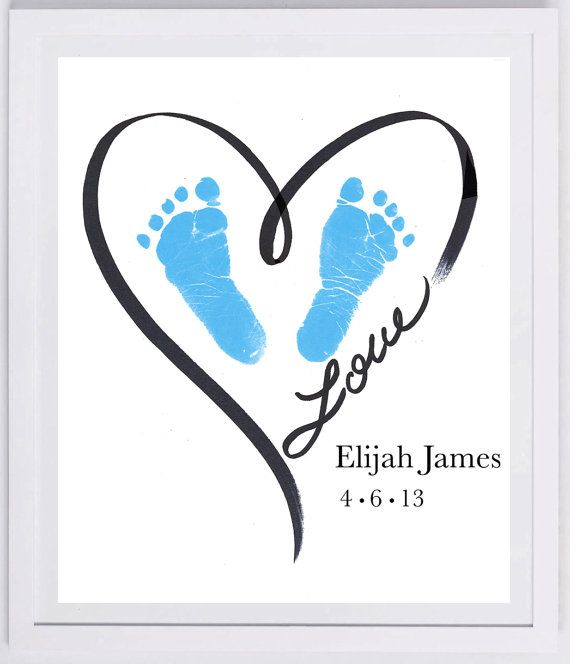 25+ best ideas about Baby footprint tattoo on Pinterest ...