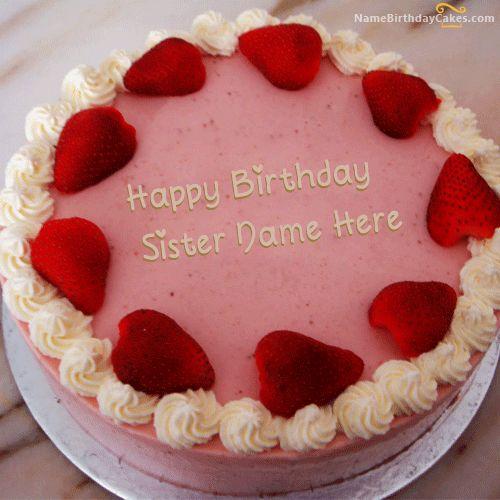 Happy Birthday Cake Di