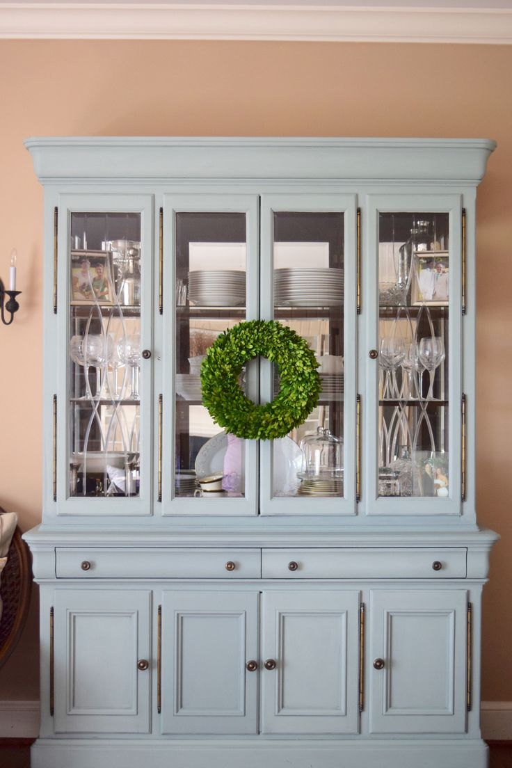Painting A China Cabinet Best Of The Weekend Features