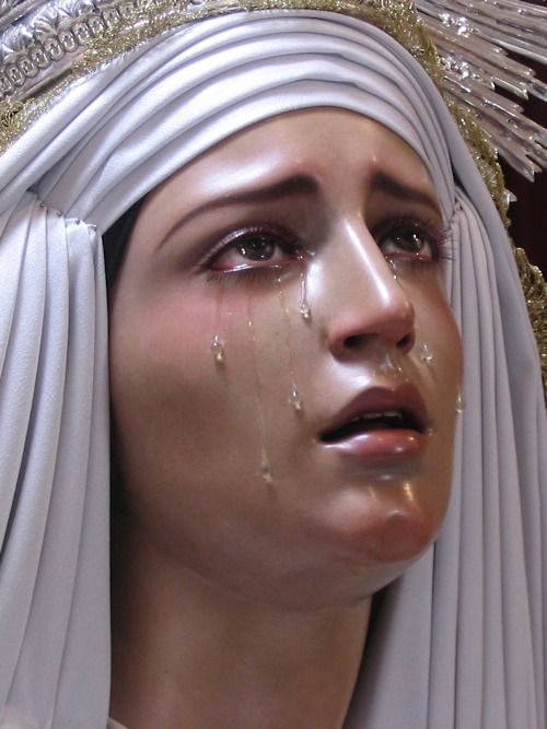 Weeping Mary Weeping Mary Pinterest Posts