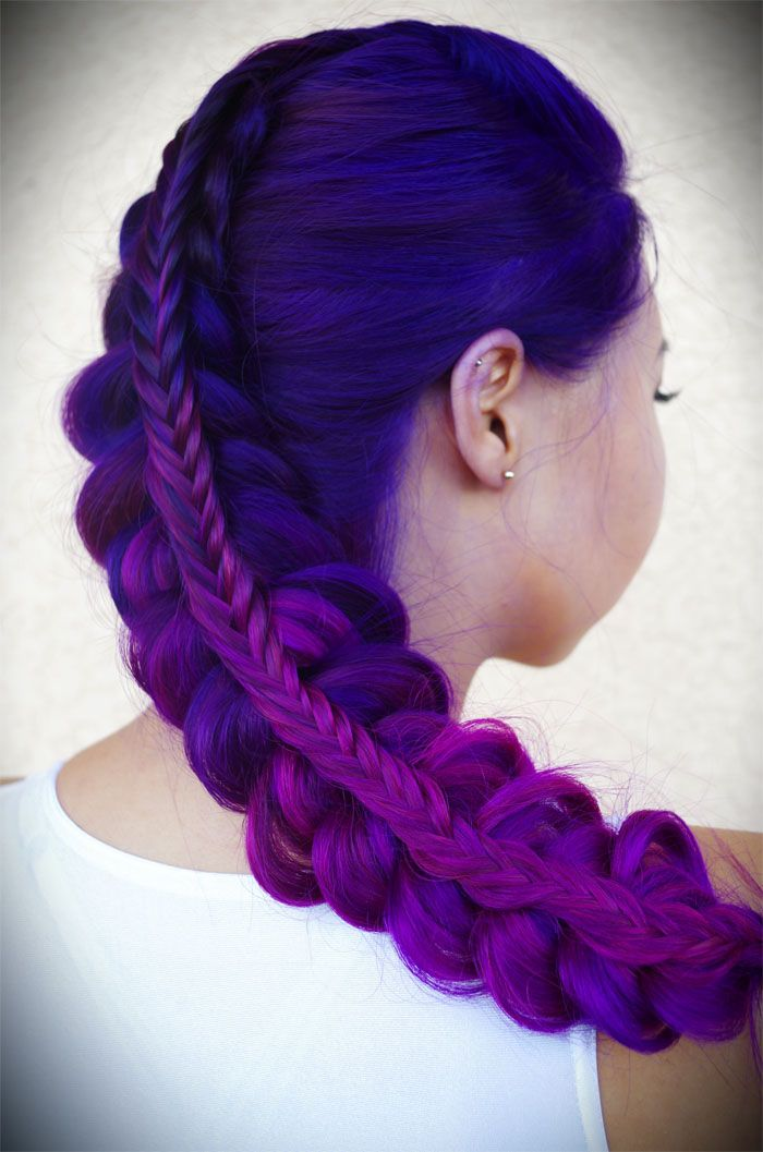 25 Best Ideas About Magenta Hair Dye On Pinterest Fun