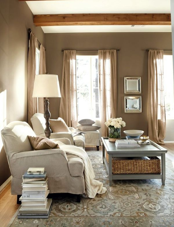 43 cozy and warm color schemes for your living room on color schemes for living room id=36024
