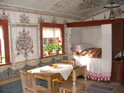 Quaint Cottage Interior A Bit Of Sweden Pinterest