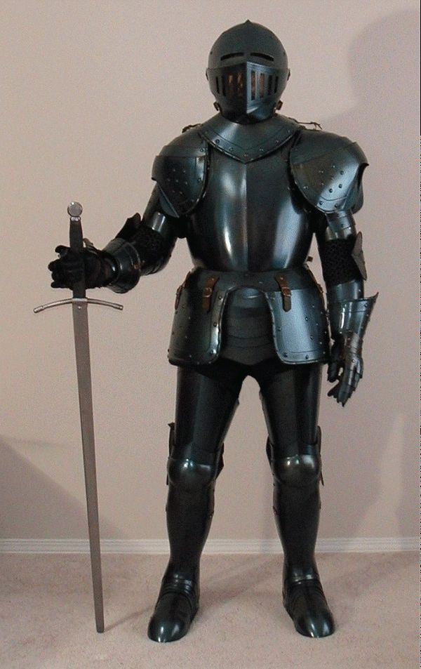 1000+ images about Knight Suits Of Armor on Pinterest ...