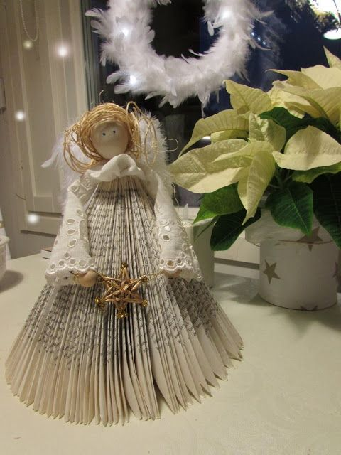 929 Best Images About Angel Crafts On Pinterest