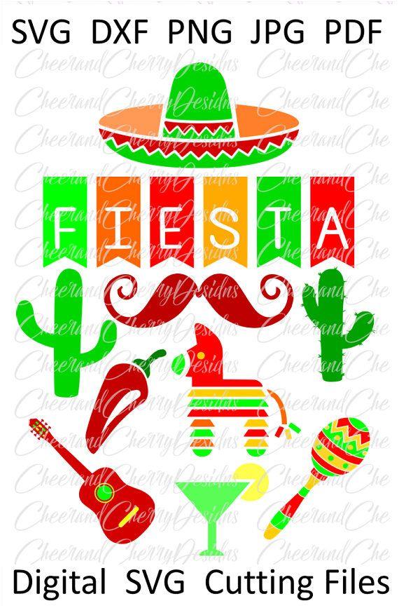 Cinco De Mayo SVG Cinco De Mayo Clipart Mexico SVG Fiesta