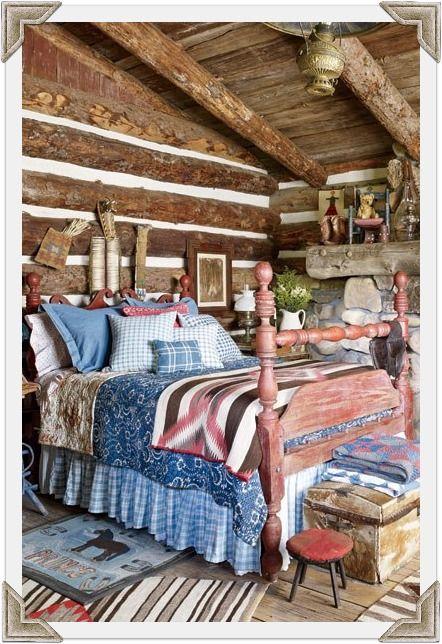 156 Best Images About Ralph Lauren Cabin On Pinterest