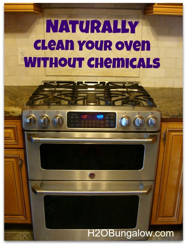 Naturally Clean Your Oven Without Chemicals