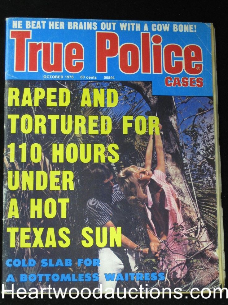 Vintage True Police Covers
