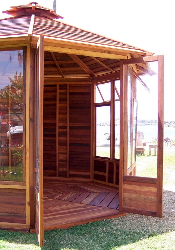 Gazebo | ::Living:: | Pinterest | Gazebo on Cascadia Outdoor Living Spaces id=87217