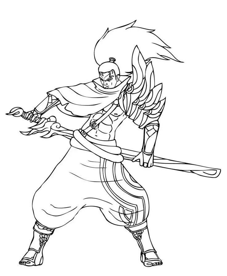 New League Of Legends Coloring Pages Coloring Pages