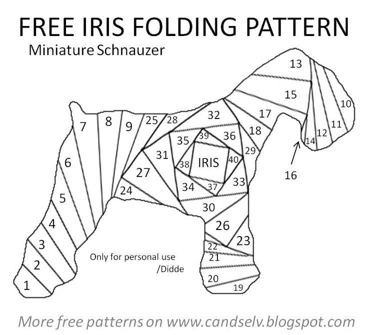 25 Best Ideas About Iris Folding Templates On Pinterest