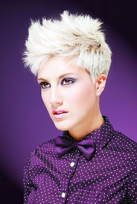 Fantastic Spiky Pixie Cut 1 HAIR More Than 8500 Short