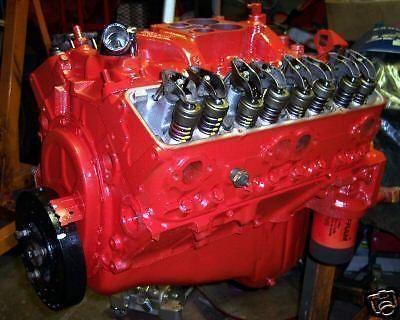 Sbc Chevy 283 305 307 327 350 5 0 400 Engine Kit Dvd