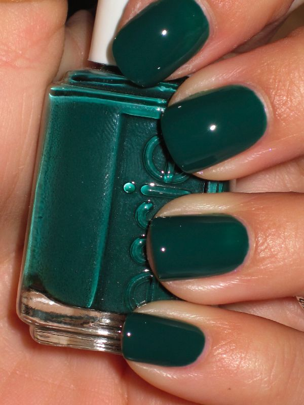 Essie – love this color for fall