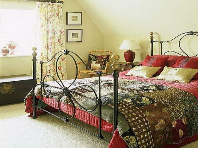 Country Decorating Ideas For Bedrooms Best