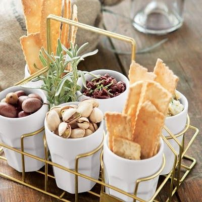*for the bar cart