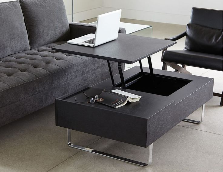 Table De Salon Escamotable Table Basse Salon Escamotable