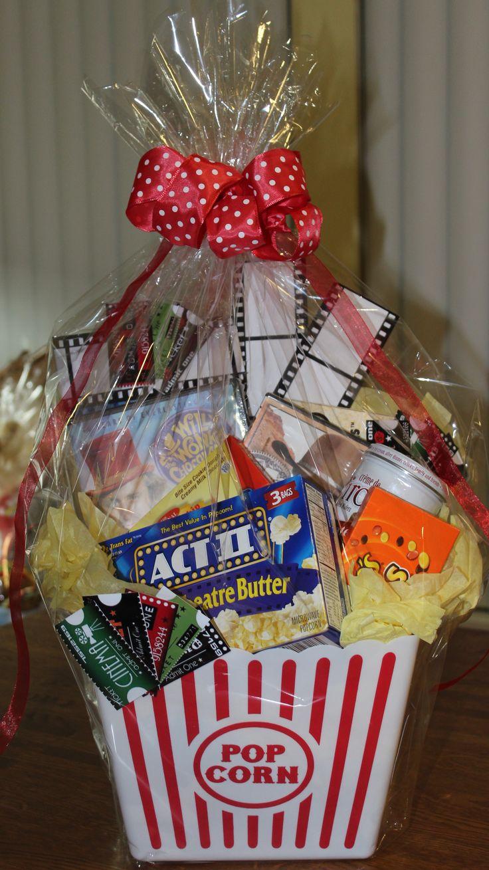Cute ideapopcorn bucket dollar tree cute gift ideas