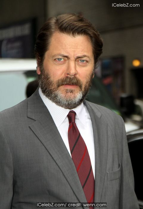17+ images about nick offerman on Pinterest | Very funny ...