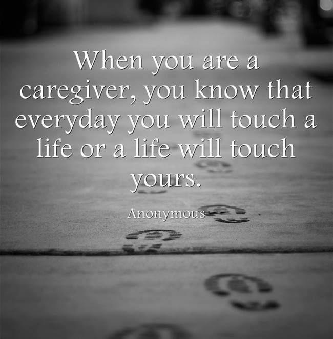When You Are A Caregiver Rstlighthomecare