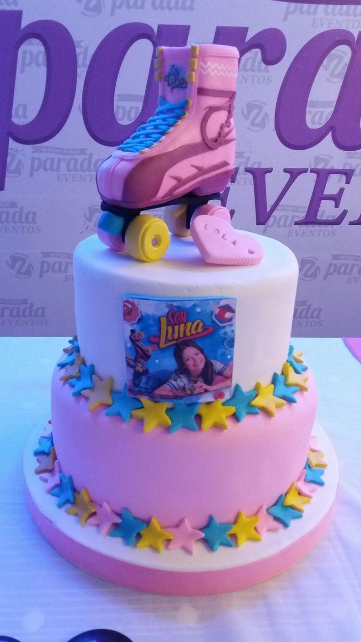Soy Luna By Mis Pasteles De Laura Hrynenkiw Vestidos