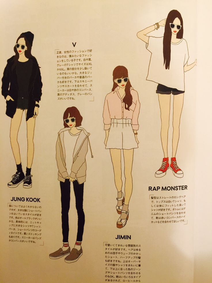 Bangtans Favorite Womens Fashion Tae Kook K Pop