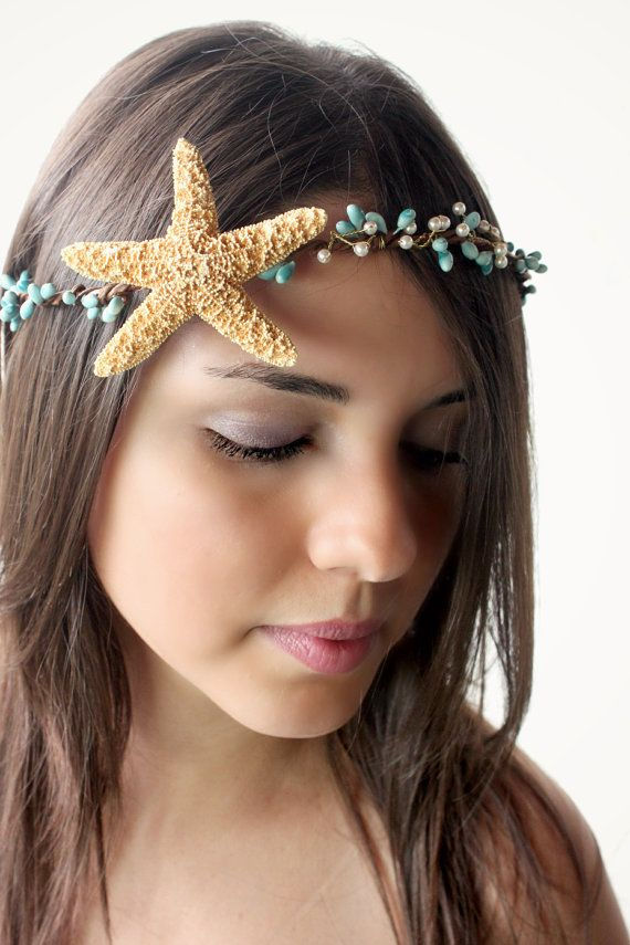 Beach Wedding Hair Accessory Headpiece Destination