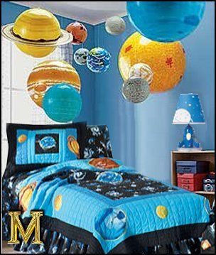 107 best images about Outer Space Themed Rooms on ...