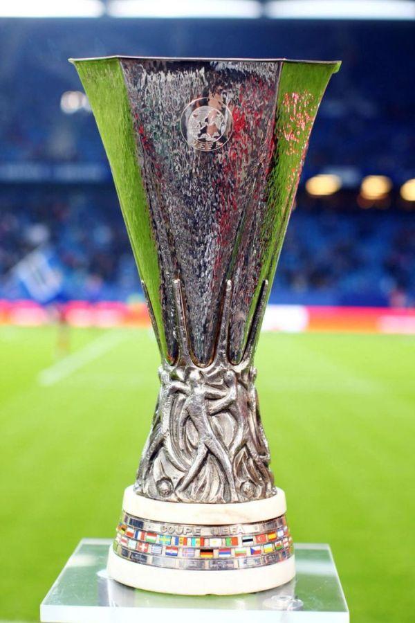 UEFA Europa League -- Trophy (European international clubs ...