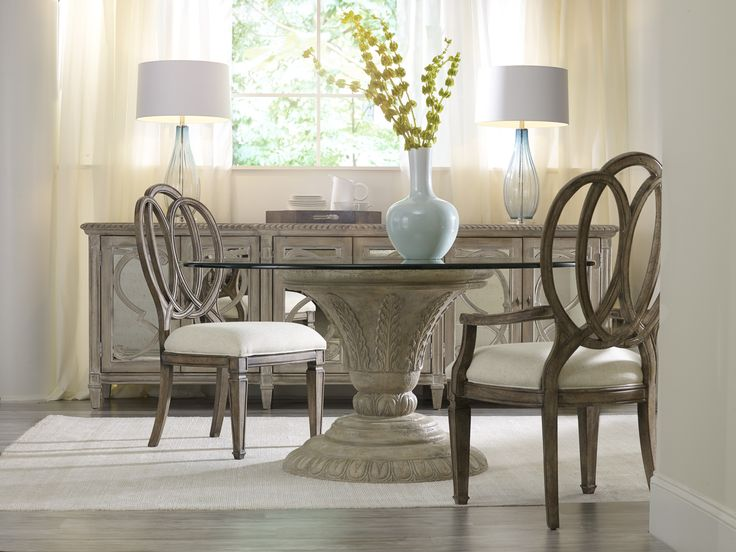 New At The October Hpmkt From HookerFurniture Solana