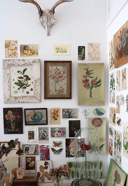576 best images about Creative Wall Ideas on Pinterest ... on Creative Wall Design Ideas  id=49839