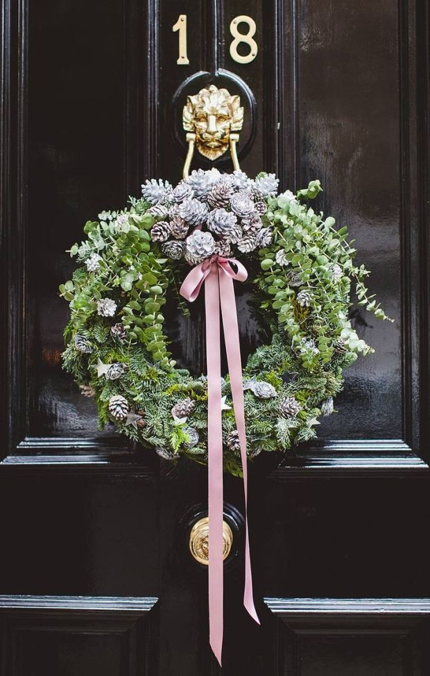 wreath goals: