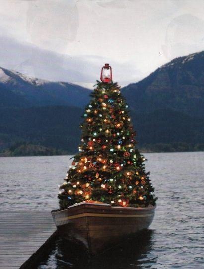 christmas on the lake: