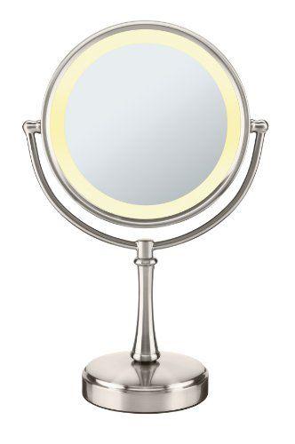 Conair Light Bulbs Makeup Mirror